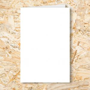 Blanco dubbel 105x148 mm (P)