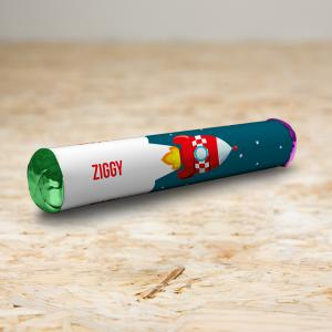Mentos wikkel baby raket