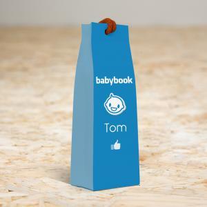 Hoog Doosje Babybook