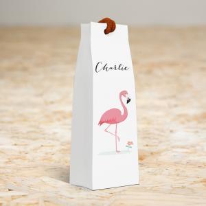 Hoog Doosje Flamingo