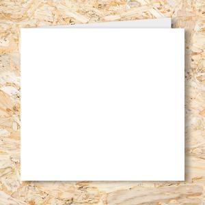 Blanco dubbel 130x120 mm
