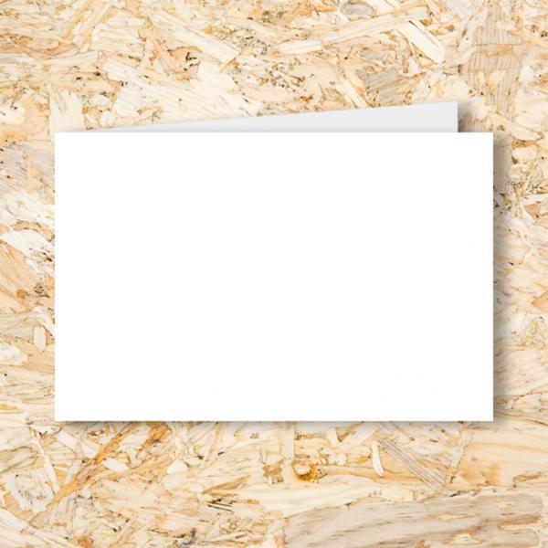 Blanco dubbel 105x148 mm (L)